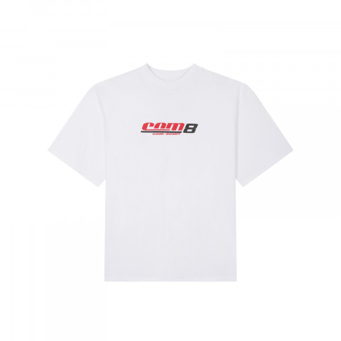 COLLECTOR 98 LOGO T-SHIRT WHITE