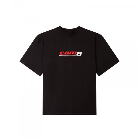 COLLECTOR 98 LOGO T-SHIRT BLACK