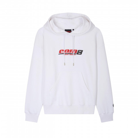 HOODIE COLLECTOR 98 WHITE