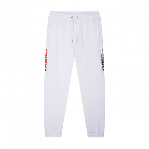 SWEATPANTS COLLECTOR 98 WHITE