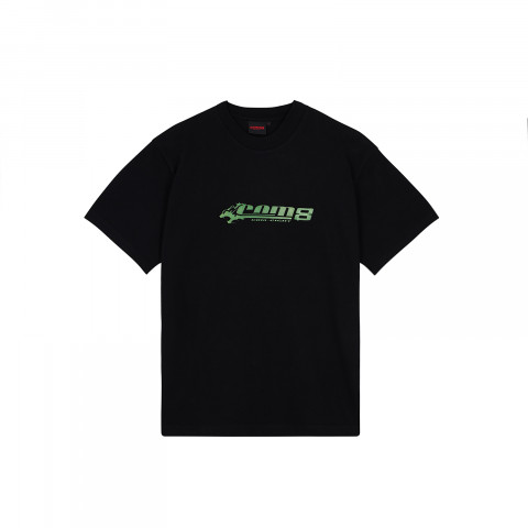 HERITAGE T-SHIRT JAGUAR BLACK